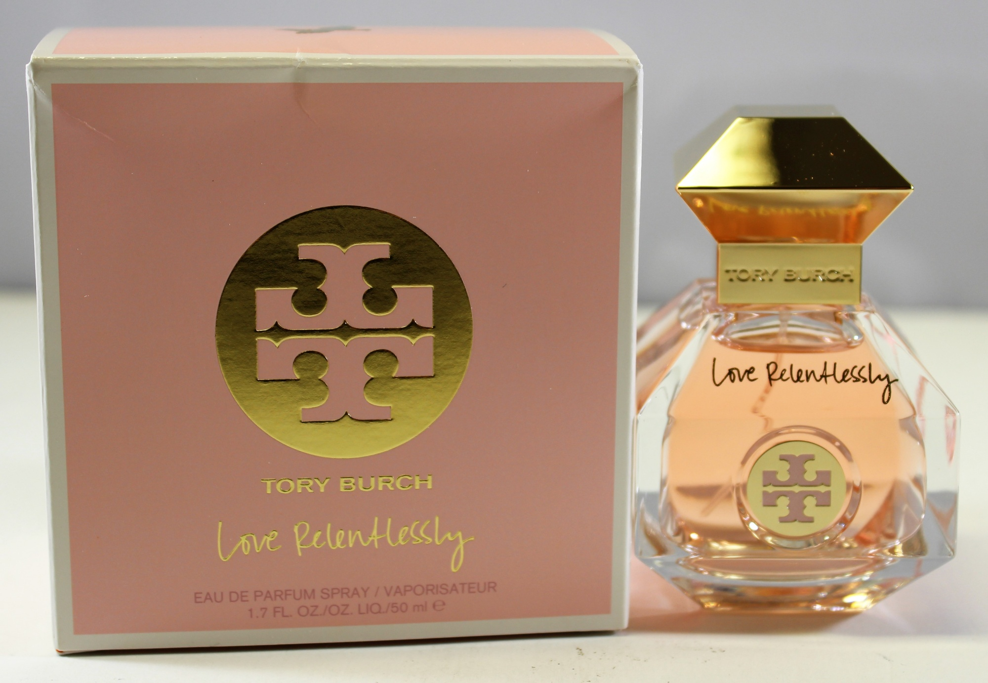 930a8f2f045 Tory Burch Love Relentlessly 50ml Eau De Parfum Spray For Women by ...