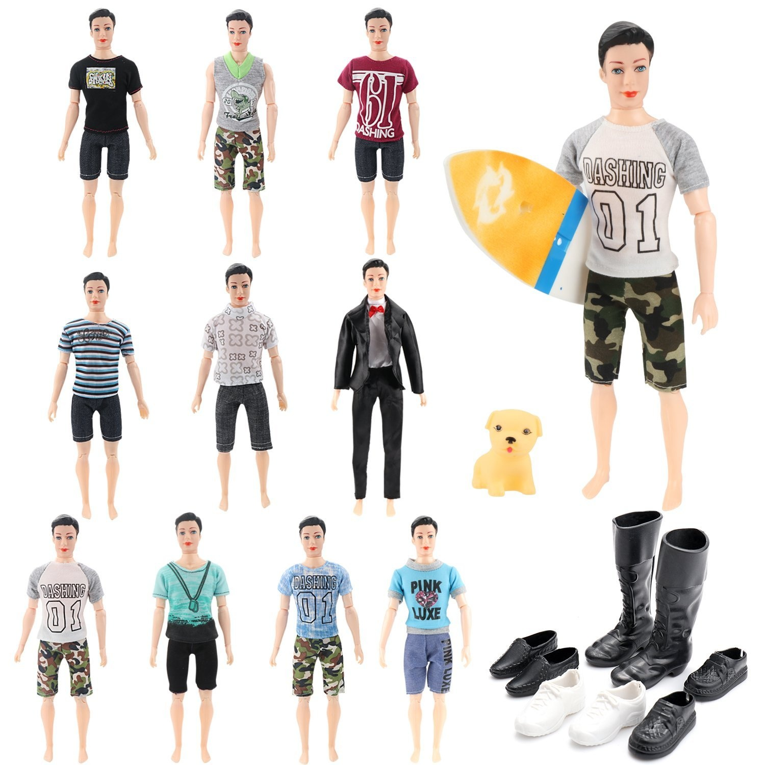 33d436e0c9ae Ken Doll Toys  Buy Online from Fishpond.com.au