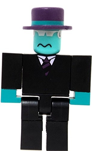 ee1b8fe4e473 ROBLOX Series 1 Teaism action Figure mystery box + Virtual Item Code ...
