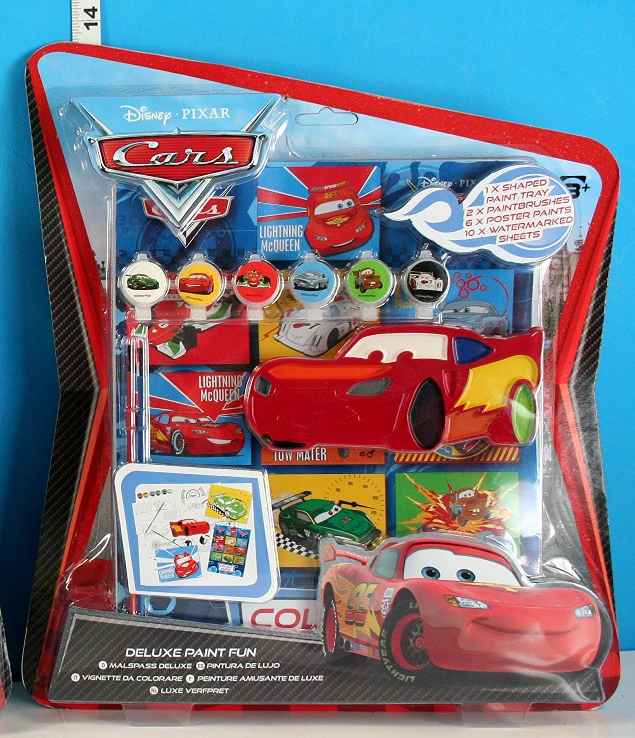 Disney Cars Deluxe Toys Buy Online From Fishpondcomau