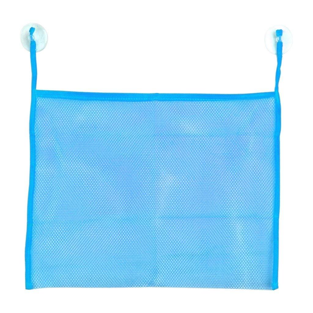 a3f36c3d5301 Qupida Baby Kids Bath Bathtub Toy Mesh Net Storage Bag Organiser Holder  Bathroom (Green)