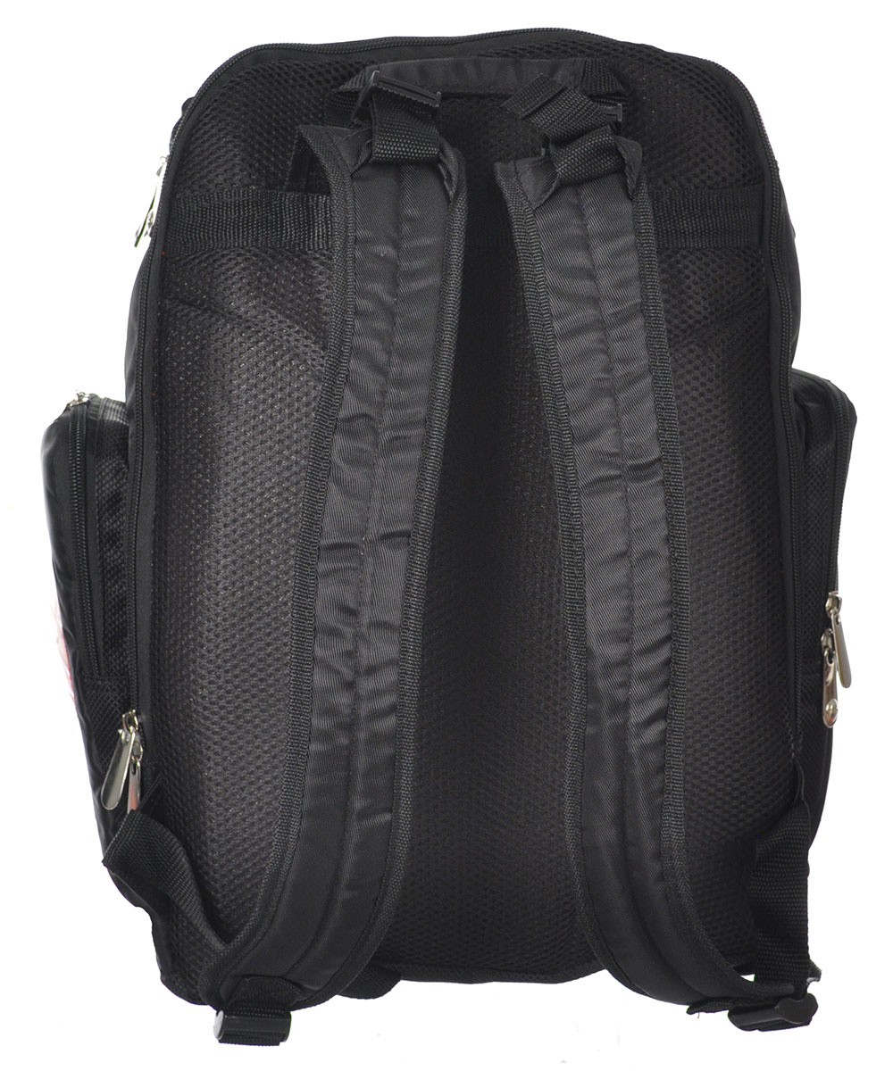 1fd69522642a Fisher-Price FastFinder Dome Nappy Backpack - Black