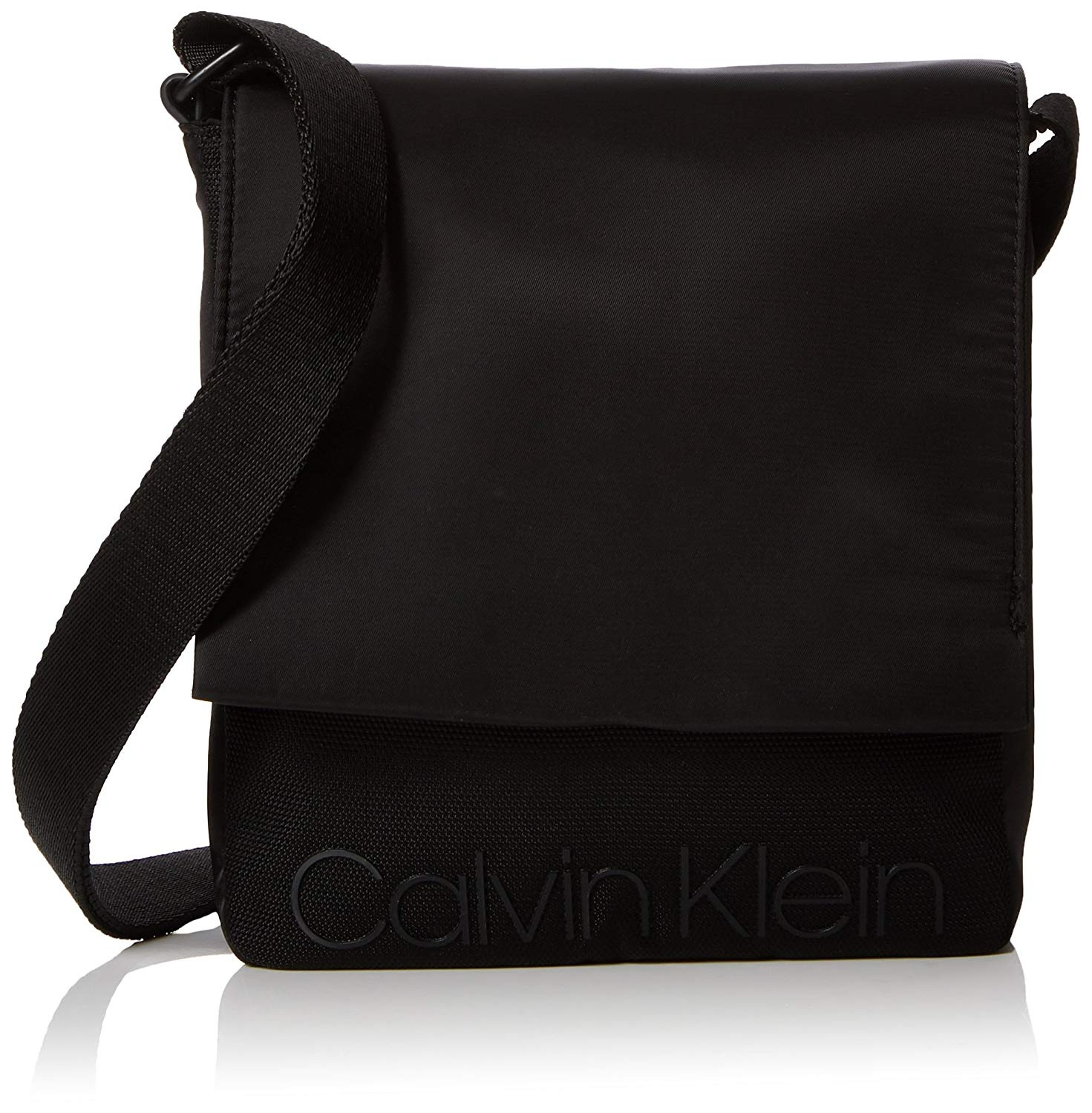 041d2327c89 Calvin Klein Jeans Shadow Reporter With Flap, Men's Shoulder Bag, Black,  5x22x19 cm (B x H T) by Calvin Klein Jeans - Shop Online for Bags in  Australia