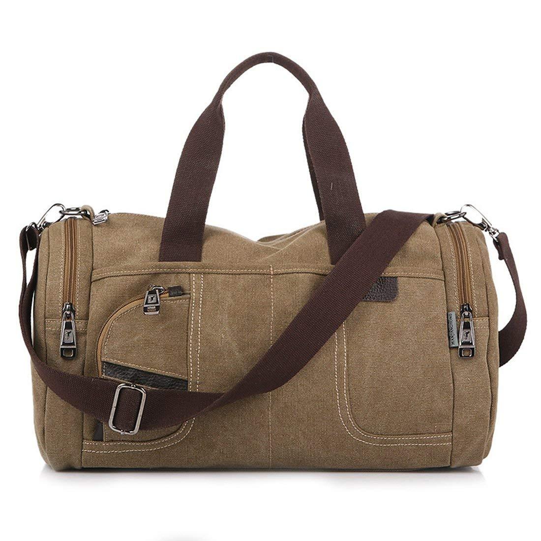 8dd001686538 FHGJ Gym Bag, Waterproof Sports Duffle Bag Training Handbag Travel Shoulder  Tote Bag