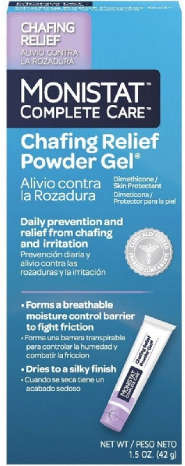 Monistat 7 Health Buy Online From Chafing Relief Powder Gel
