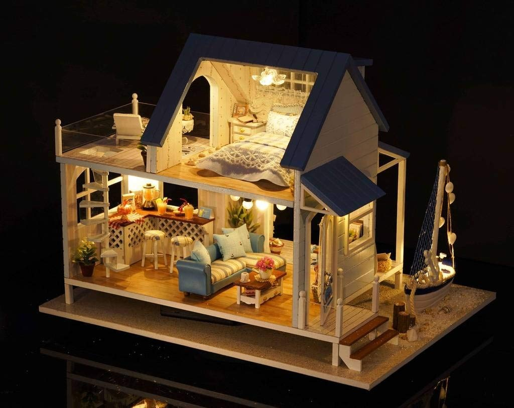 Sensational Dollhouses Paris Apartment Series Dollhouses Accessories Download Free Architecture Designs Viewormadebymaigaardcom