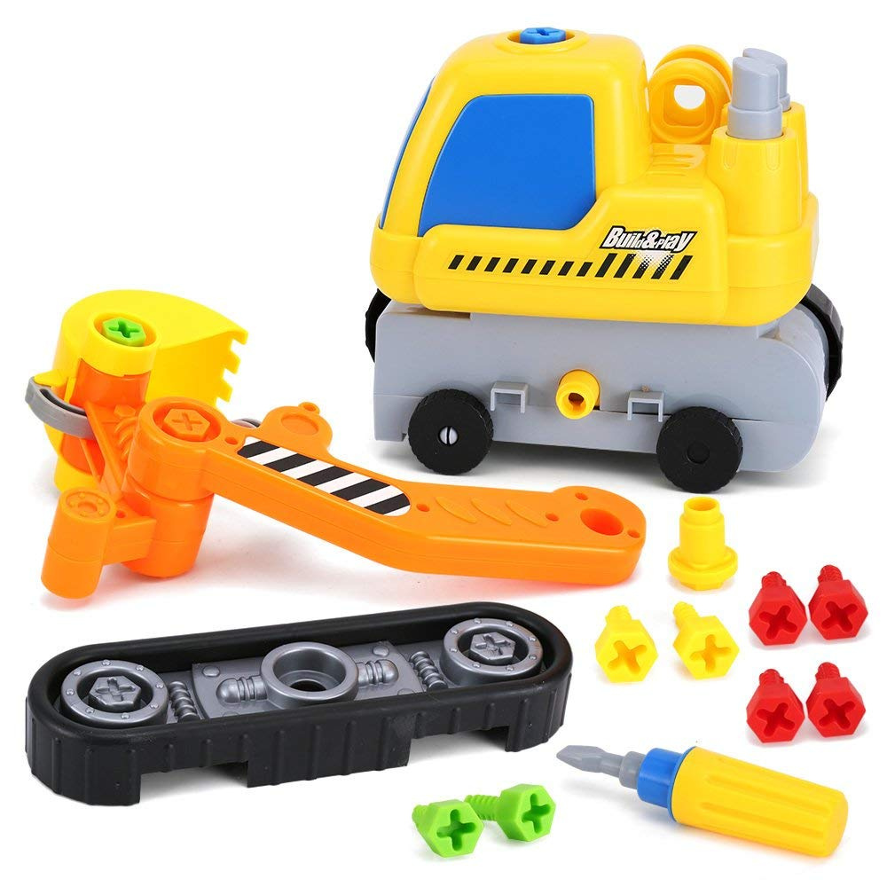Take Apart Toy Diy Toy Car Assemble Disassemble Toys Construction