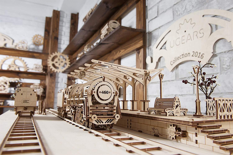 FLAMEER 20x Model Trees Architecture Train Railway Wargame Diorama