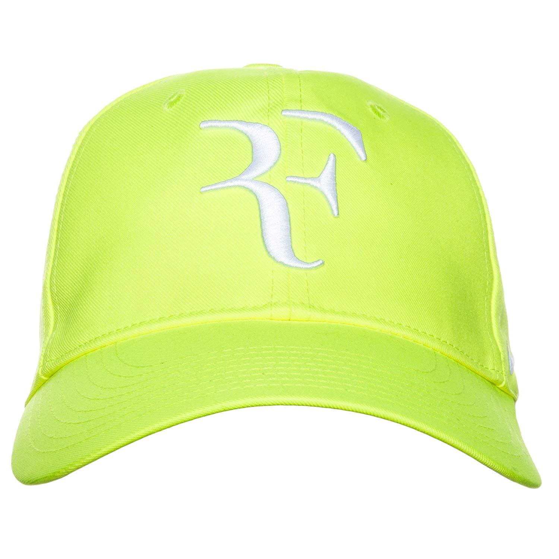 04e59274034 Nike RF Roger Federer Unisex Tennis Hat Cap Volt Yellow by Nike ...