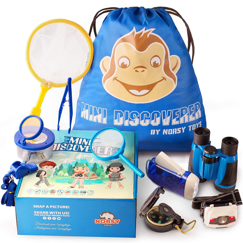 Norsy Toys Kids Explorer Kit