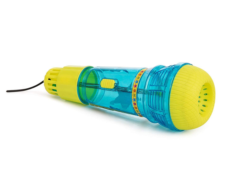 Le yi Wang You Kids Echo Microphone Mic Voice Changer Toy