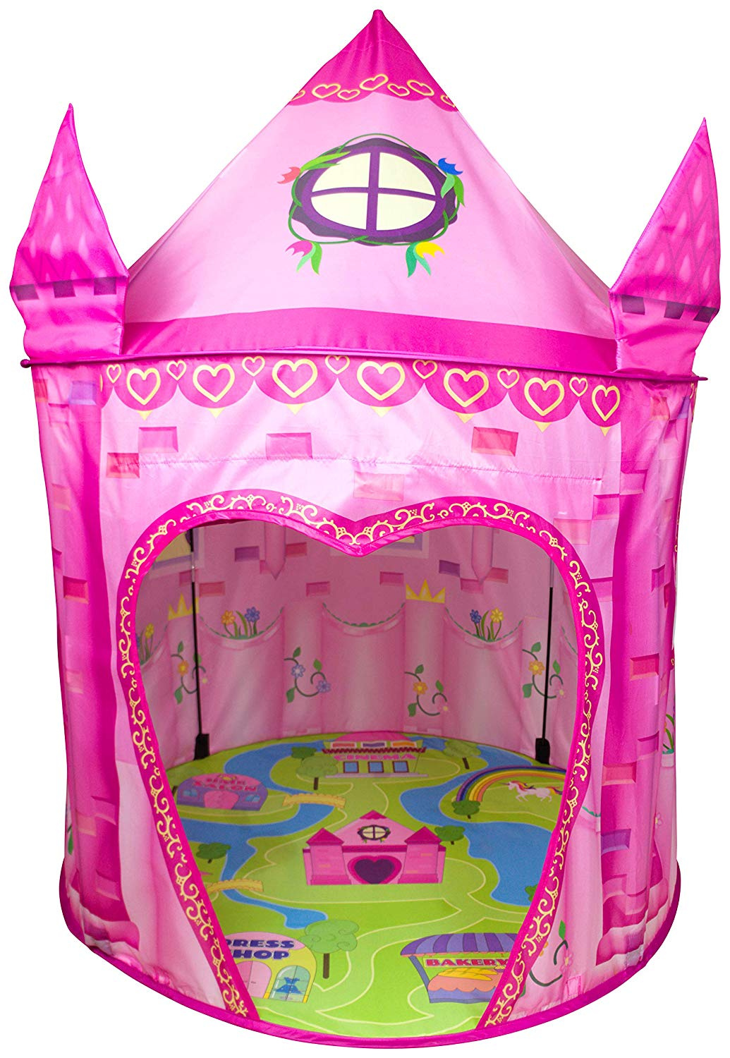 Buy Online  sc 1 st  Fishpond & Princess Play Tent Playhouse | Unique Castle Design for Indoor and ...