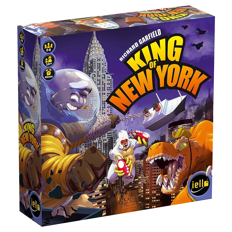 Anubis 227314 King of Tokyo Monstruos Devir Iberia