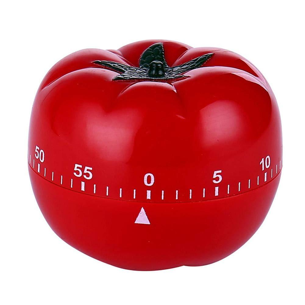 HUVE Kitchen Timer tomato tableware clock timer kitchen calculator alarm  cooking gadget