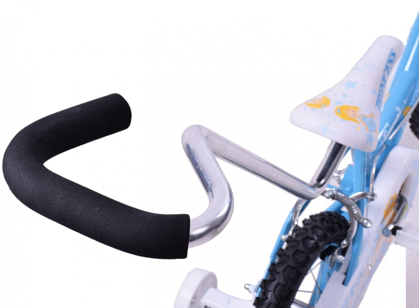 KIDDIES BIKE PARENT POLE FOR SAFETY CONTROL ON ANY CHILDREN'S BIKE