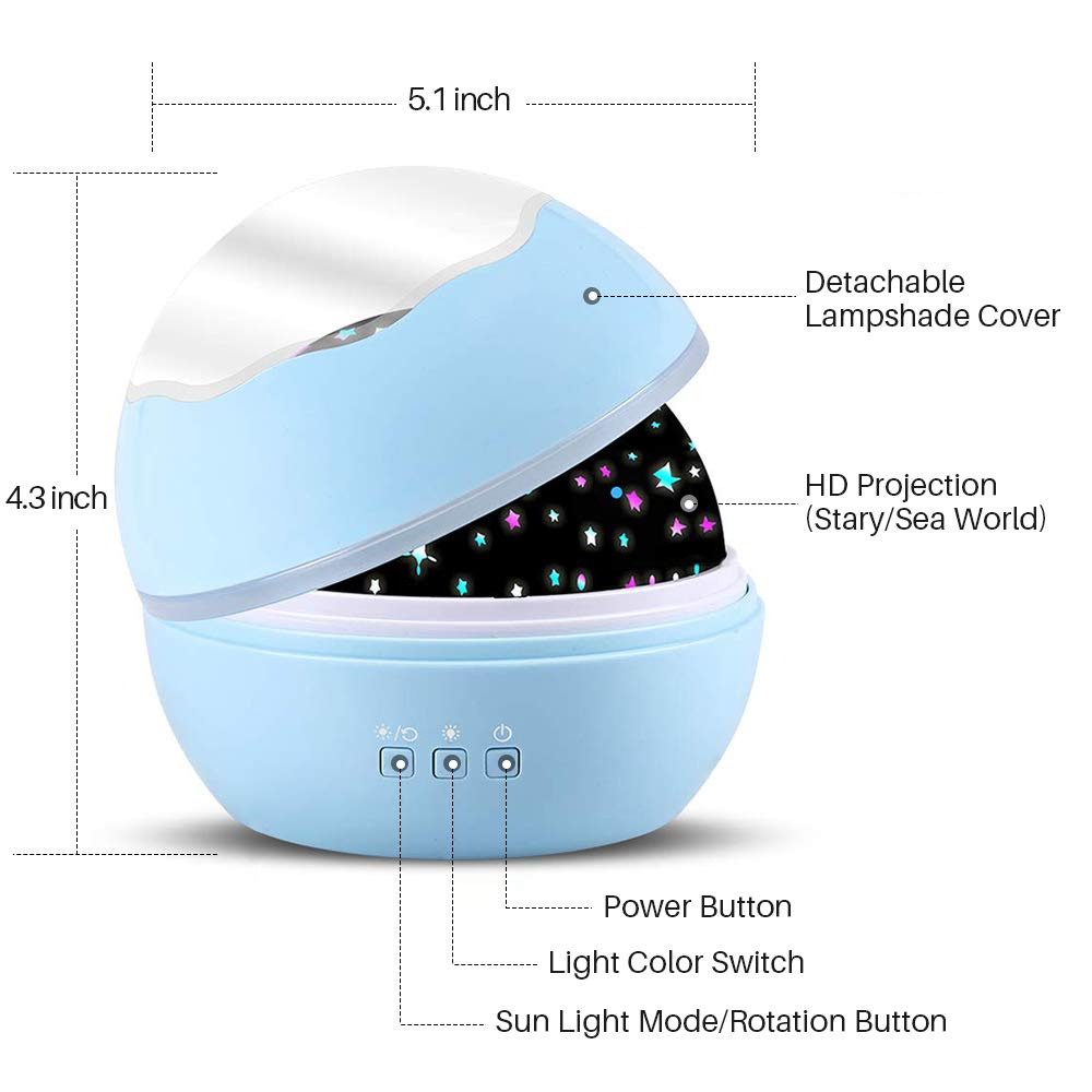 Star projector light baby baby buy online from fishpond com au