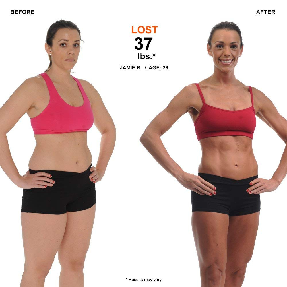 ZOMLAN Focus T25 Shaun T's DVD Workout Programme Alpha + Beta Workout  Exercise B-Lines Resistance Band and Guide & Nutrition Plan Included